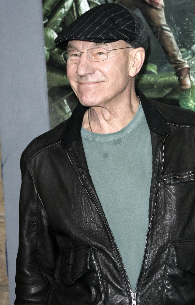 Patrick Stewart<br>Premiere of Jack the Giant Slayer