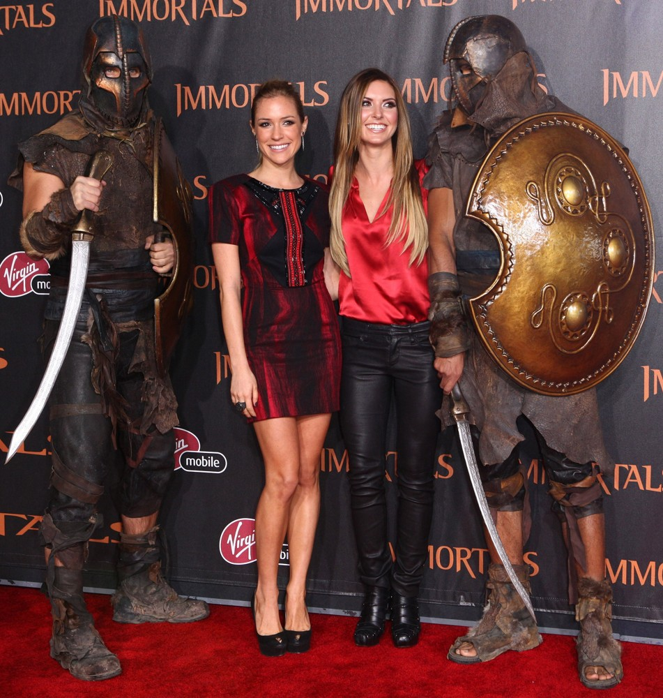 Immortals 3D Los Angeles Premiere