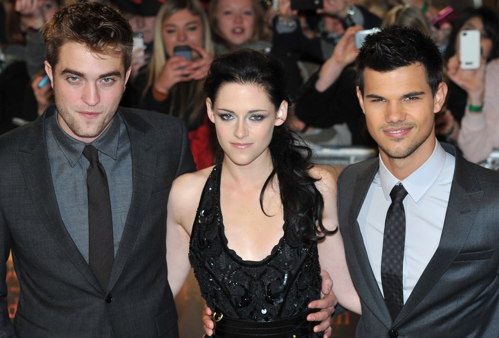 The Twilight Saga's Breaking Dawn Part I UK Film Premiere - Arrivals