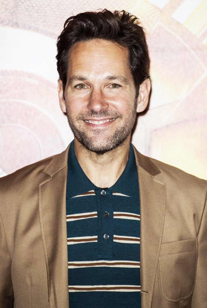 Paul Rudd<br>Rome Photocall for Ant-Man and the Wasp