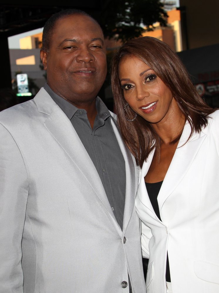 Rodney Peete, Holly Robinson Peete<br>Premiere of Columbia Pictures' 22 Jump Street
