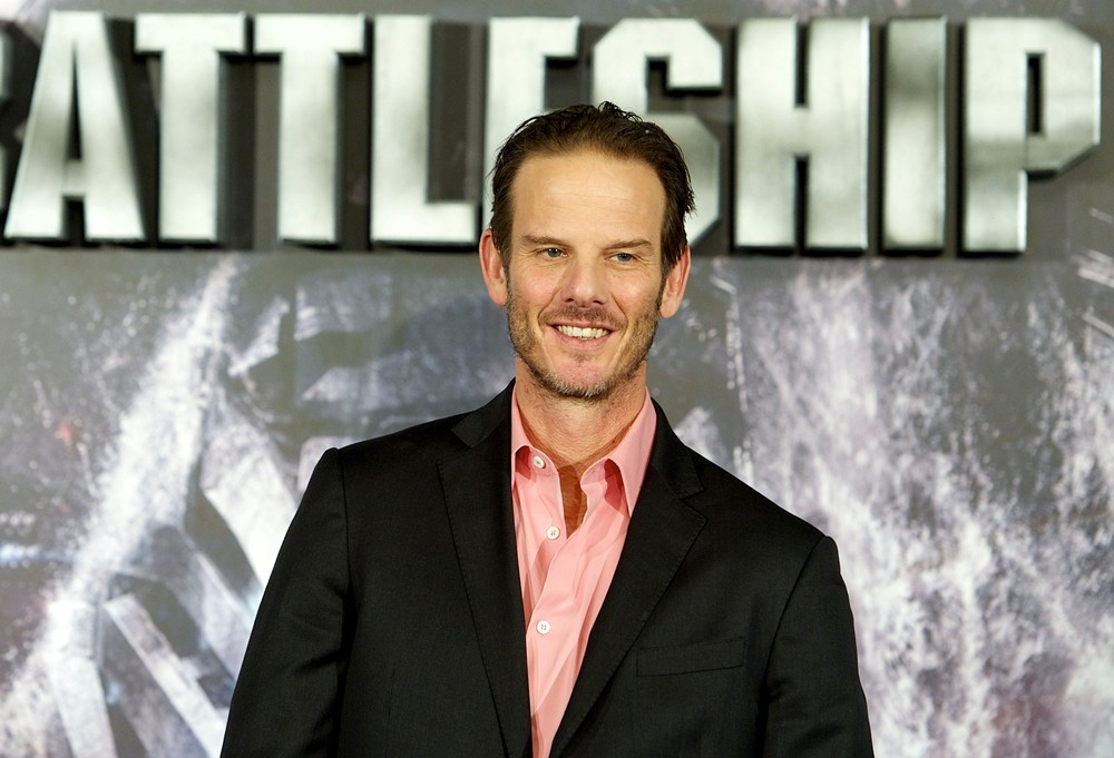 Peter Berg<br>The Spain Photocall for Battleship