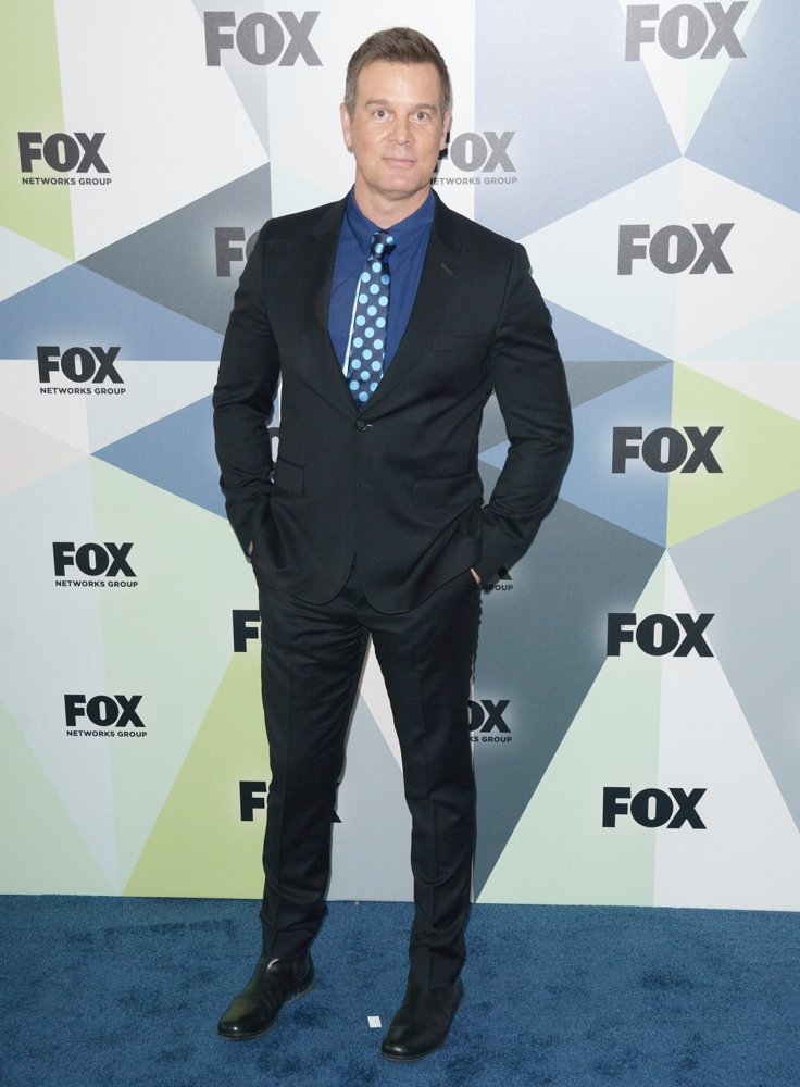 Peter Krause<br>2018 Fox Network Upfront - Red Carpet Arrivals