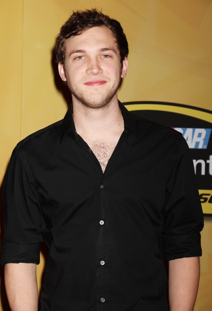 Phillip Phillips<br>2012 NASCAR Sprint Cup Series Awards Gala