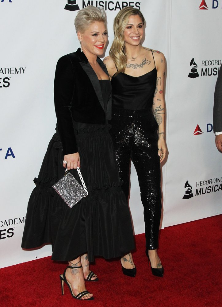 Pink, Christina Perri<br>MusiCares 2019 Person of the Year Dolly Parton Tribute