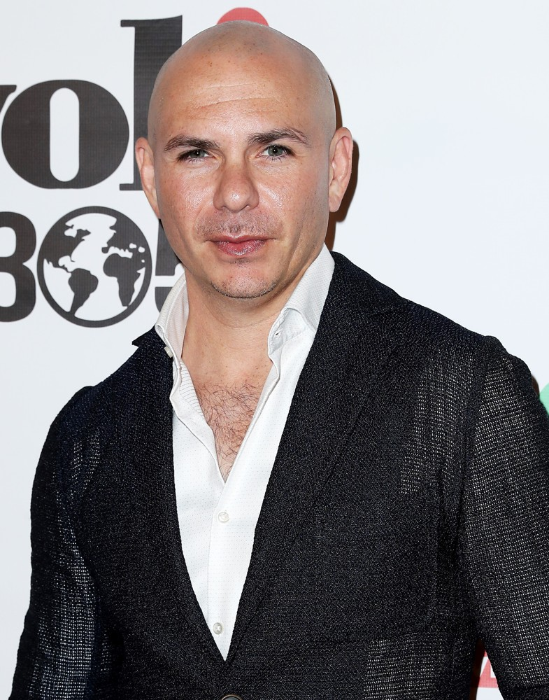 Pitbull<br>Grand Opening of Sugar Factory American Brasserie