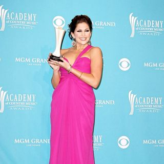 Hillary Scott, Lady Antebellum in The 45th Annual Academy of Country Music Awards - Press Room