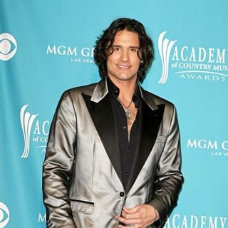 Joe Nichols in The 45th Annual Academy of Country Music Awards - Press Room