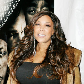Wendy Williams in New York Premiere of 'Brooklyn's Finest'