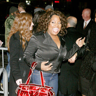 Sherri Shepherd in New York Premiere of 'Brooklyn's Finest'