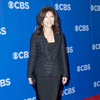 Julie Chen in CBS Upfronts for 2010/2011 Season