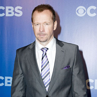 Donnie Wahlberg in CBS Upfronts for 2010/2011 Season