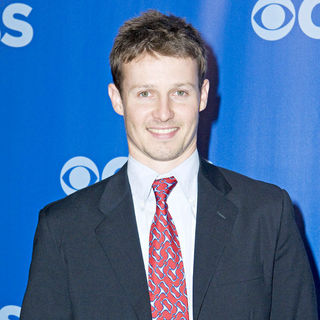 Will Estes in CBS Upfronts for 2010/2011 Season