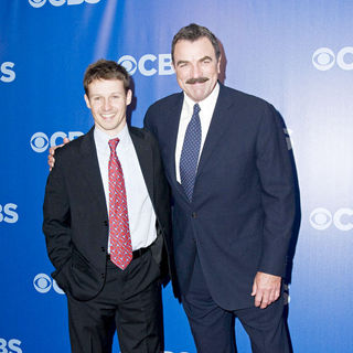 Tom Selleck in CBS Upfronts for 2010/2011 Season - CBS_Upfronts_024_wenn2854040