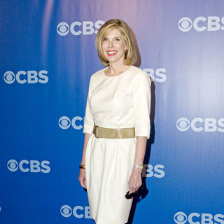 Christine Baranski in CBS Upfronts for 2010/2011 Season