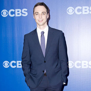 Jim Parsons in CBS Upfronts for 2010/2011 Season