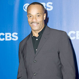 Rocky Carroll in CBS Upfronts for 2010/2011 Season