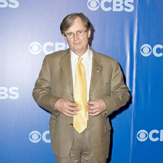 David McCallum in CBS Upfronts for 2010/2011 Season
