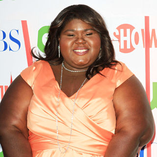Gabourey Sidibe in 2010 CBS, CW, Showtime Summer Press Tour Party