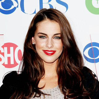 Jessica Lowndes in 2010 CBS, CW, Showtime Summer Press Tour Party