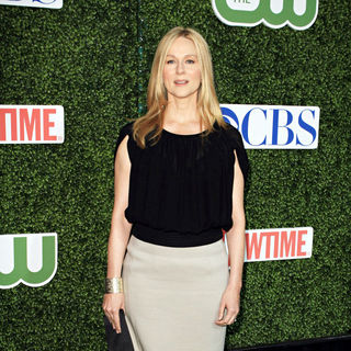 Laura Linney in 2010 CBS, CW, Showtime Summer Press Tour Party