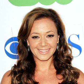 Leah Remini in 2010 CBS, CW, Showtime Summer Press Tour Party