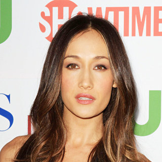 Maggie Q in 2010 CBS, CW, Showtime Summer Press Tour Party