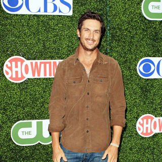 Oliver Hudson in 2010 CBS, CW, Showtime Summer Press Tour Party