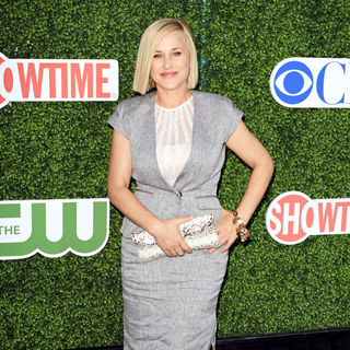 Patricia Arquette in 2010 CBS, CW, Showtime Summer Press Tour Party