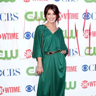 Shenae Grimes in 2010 CBS, CW, Showtime Summer Press Tour Party