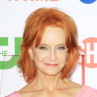 Swoosie Kurtz in 2010 CBS, CW, Showtime Summer Press Tour Party