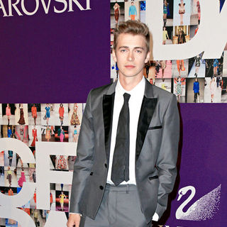 Hayden Christensen in 2010 CFDA Fashion Awards - Arrivals