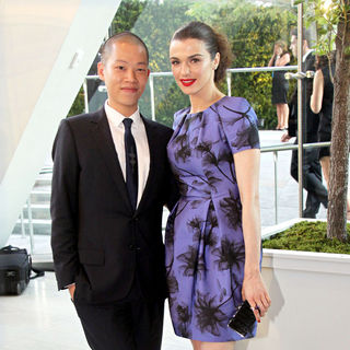 Jason Wu, Rachel Weisz in 2010 CFDA Fashion Awards - Arrivals