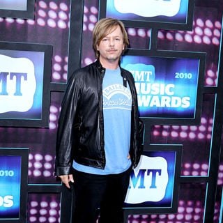 David Spade in 2010 CMT Music Awards Blue Carpet Arrivals