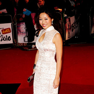 Candy Lo in The BRIT Awards 2010 - 30th Anniversary - Arrivals