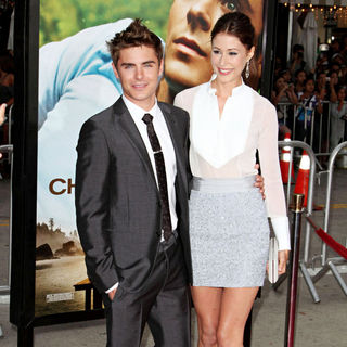 "Zac Efron, Amanda Crew in ""Charlie St. Cloud"" Los Angeles Premiere"