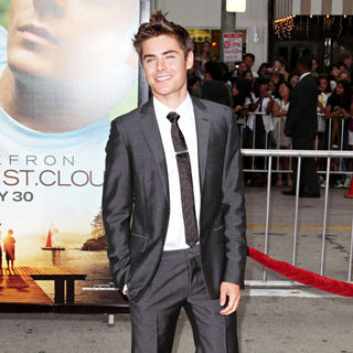 "Zac Efron in ""Charlie St. Cloud"" Los Angeles Premiere"