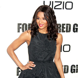 Ciara in NYC Movie Premiere of 'For Colored Girls' - Arrivals
