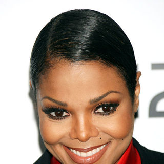 Janet Jackson in NYC Movie Premiere of 'For Colored Girls' - Arrivals