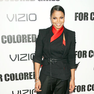 Janet Jackson - NYC Movie Premiere of 'For Colored Girls' - Arrivals