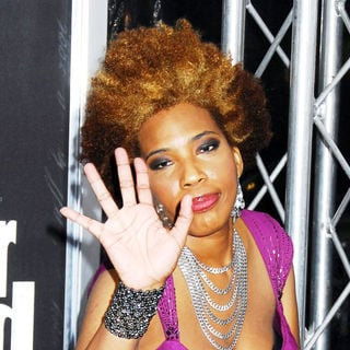 Macy Gray in NYC Movie Premiere of 'For Colored Girls' - Arrivals