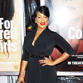 Niecy Nash in NYC Movie Premiere of 'For Colored Girls' - Arrivals