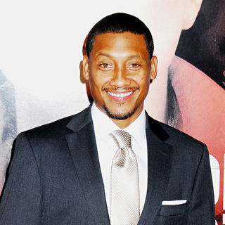 Khalil Kain in NYC Movie Premiere of 'For Colored Girls' - Arrivals