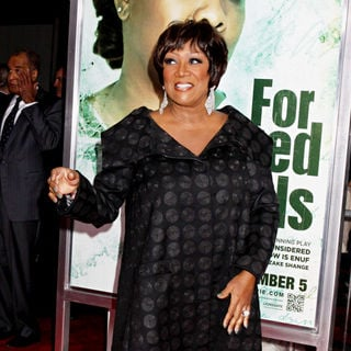 Patti LaBelle in NYC Movie Premiere of 'For Colored Girls' - Arrivals