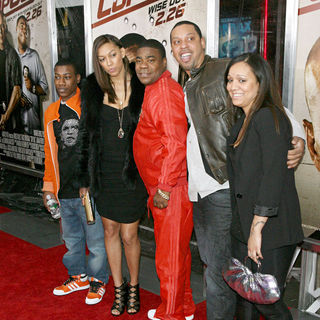 The NY Movie Premiere of 'Cop Out'