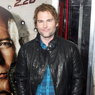 Seann William Scott in The NY Movie Premiere of 'Cop Out'
