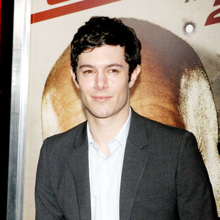Adam Brody in The NY Movie Premiere of 'Cop Out'