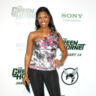 "Omarosa in Premiere of Columbia Pictures ""The Green Hornet"" - Arrivals"