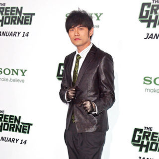 "Jay Chou in Premiere of Columbia Pictures ""The Green Hornet"" - Arrivals - GreenHornet_041_wenn3161464"