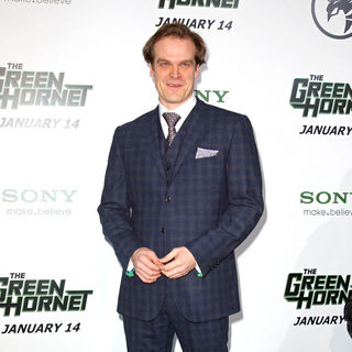 "David Harbour in Premiere of Columbia Pictures ""The Green Hornet"" - Arrivals"